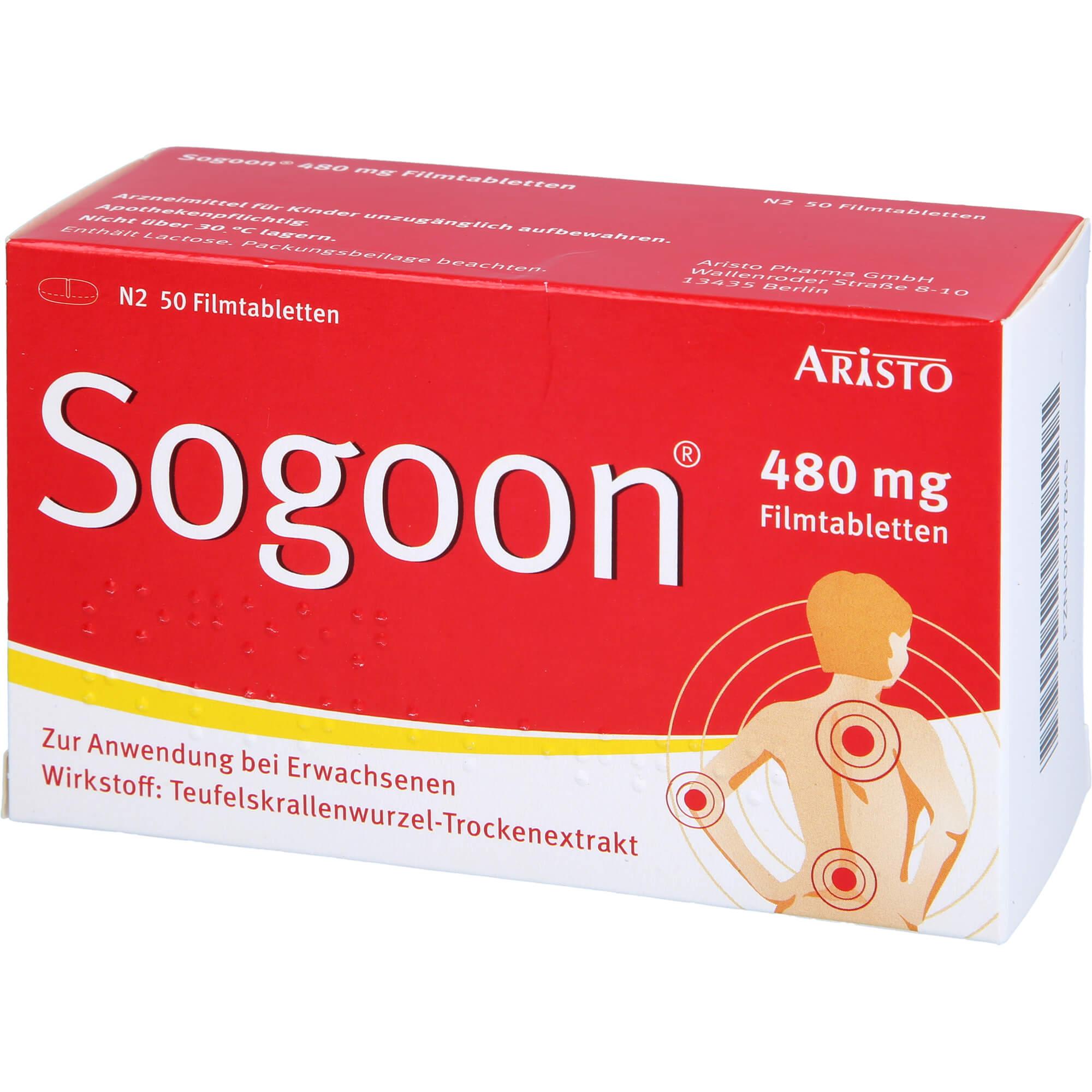 SOGOON Filmtabletten