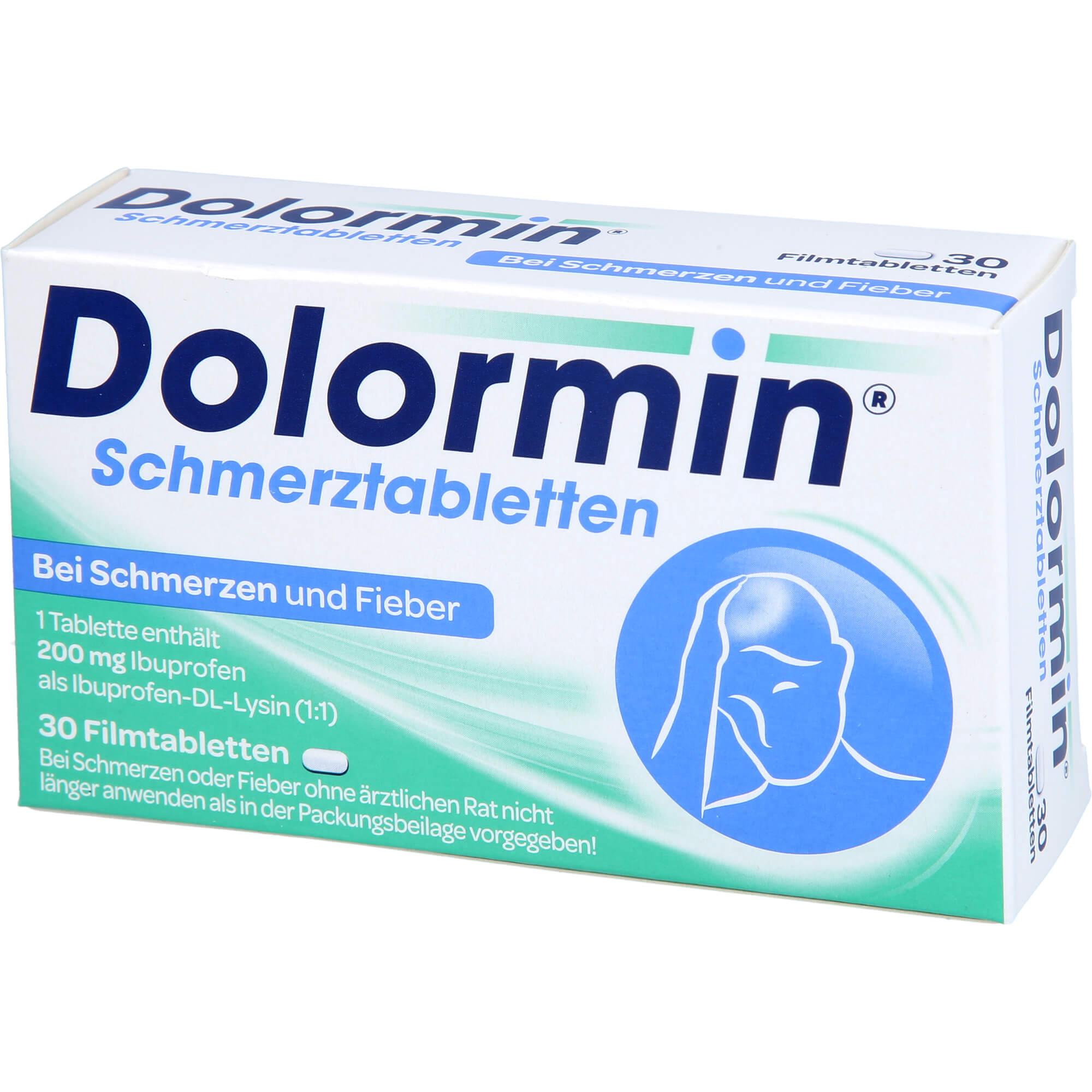 DOLORMIN Filmtabletten