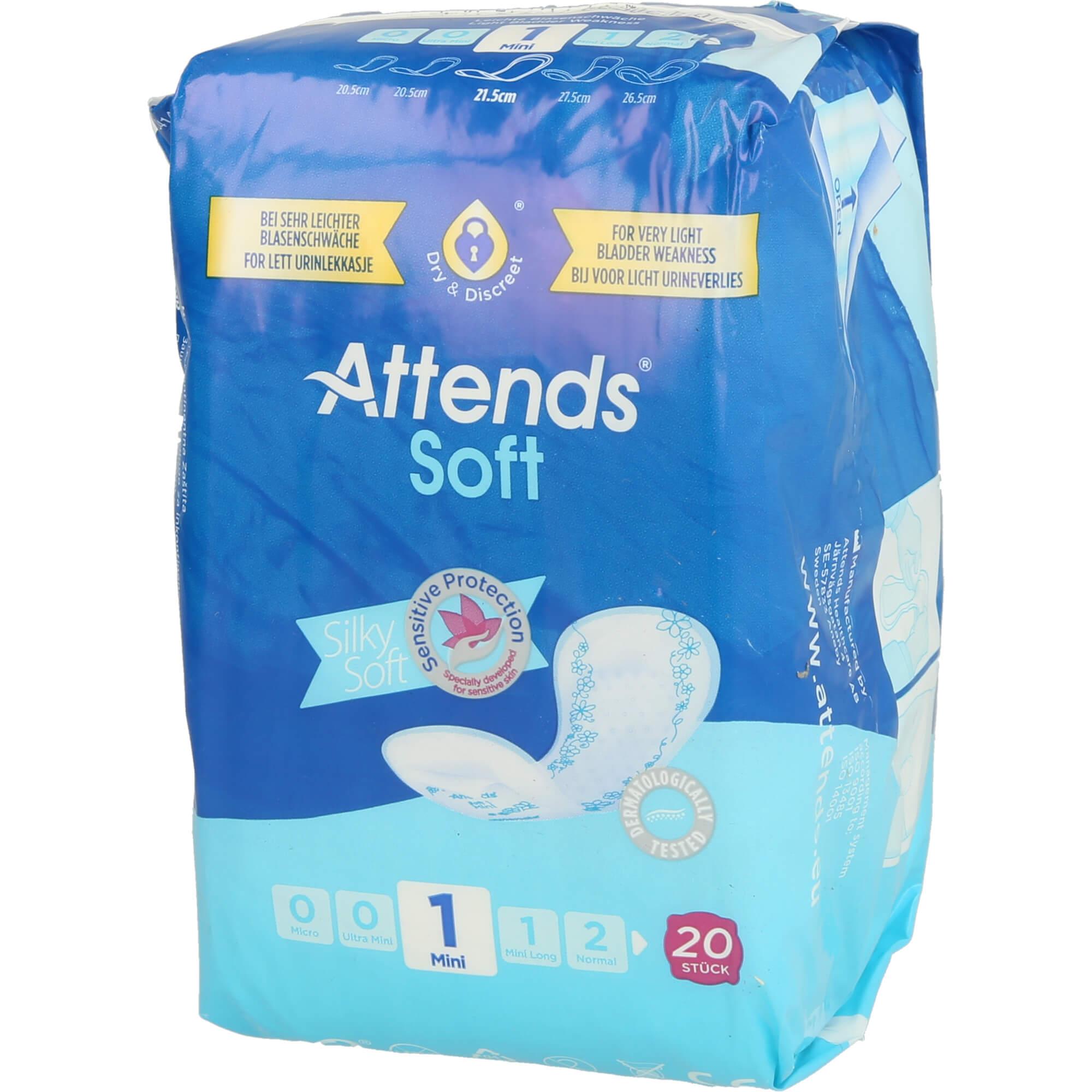 ATTENDS Soft 1 mini