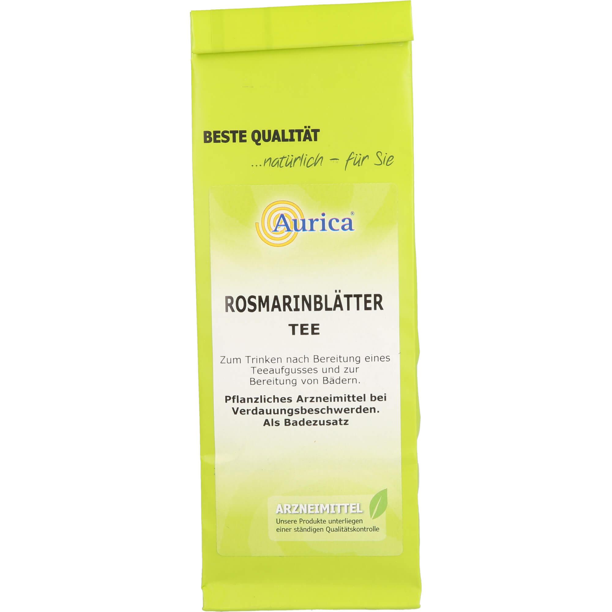 ROSMARINBLÄTTER Tee Aurica