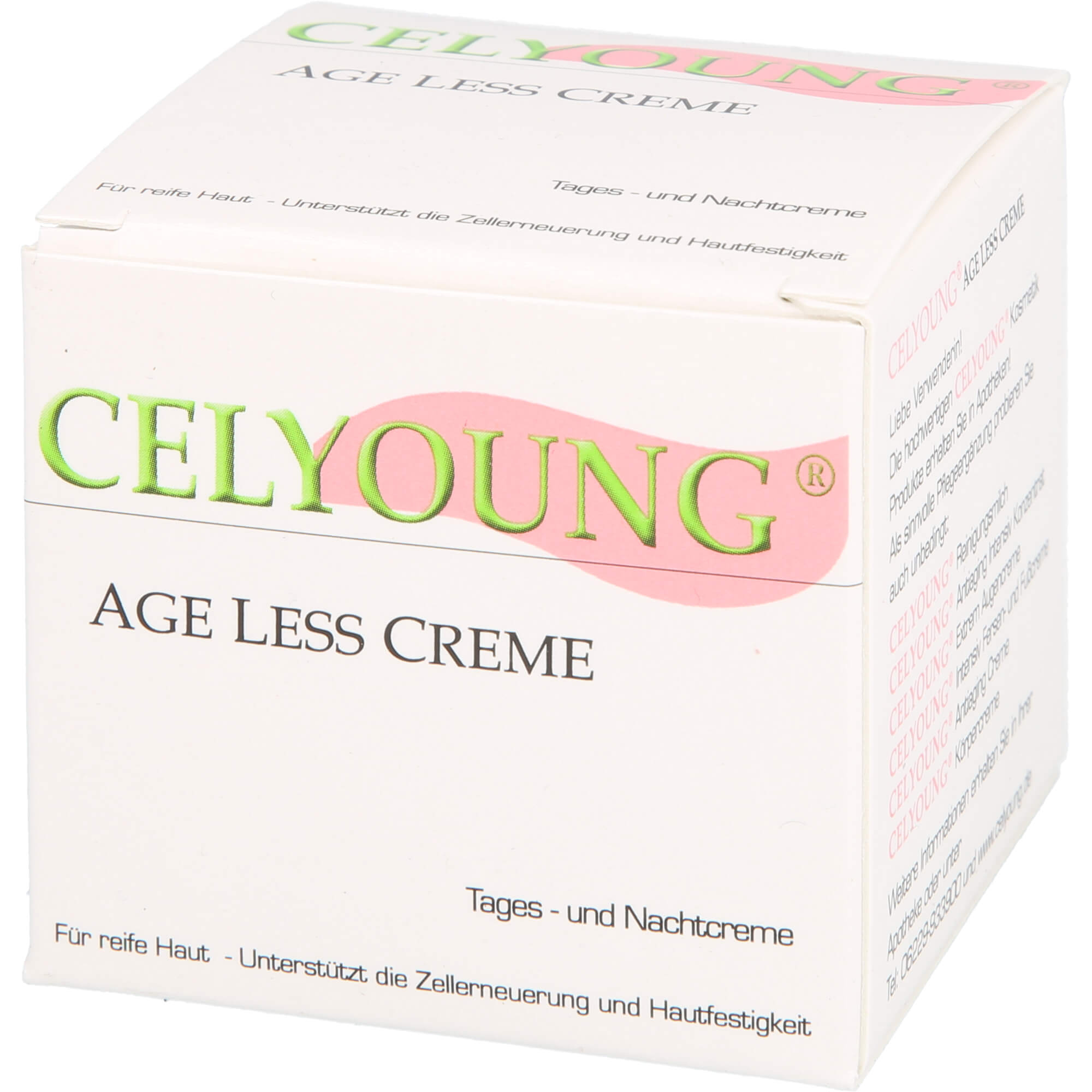 CELYOUNG age less Creme