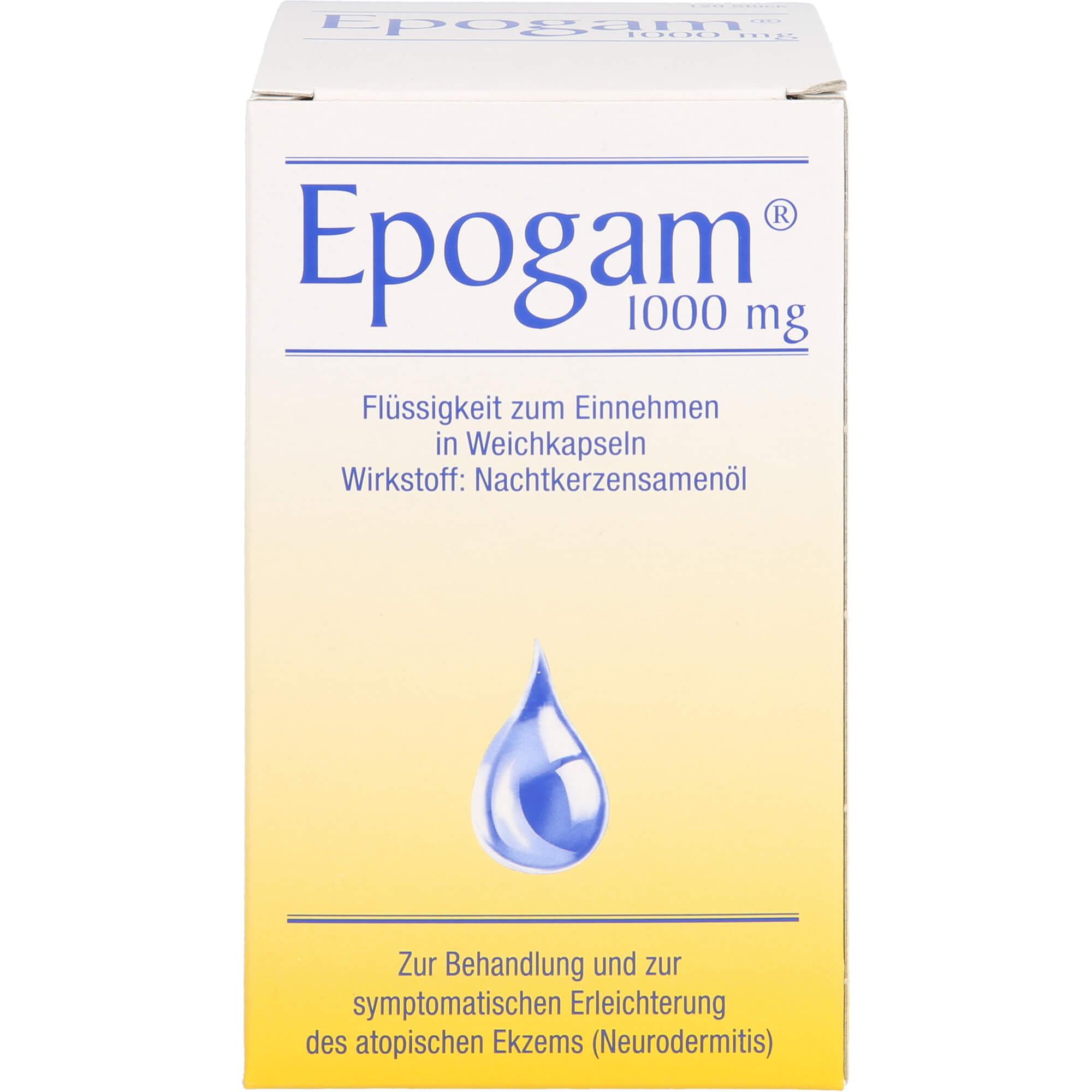 EPOGAM 1000 Weichkapseln