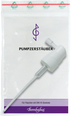 "PUMPZERSTĂ""UBER Pumpsprayer 50 ml 1 St"