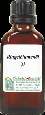 RINGELBLUMEN Ă–L 50 ml