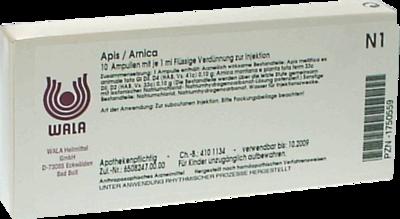 APIS/ARNICA Ampullen 10X1 ml