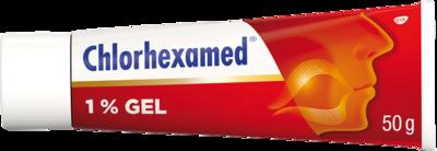 CHLORHEXAMED 1% Gel 50 g