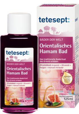 TETESEPT Orientalisches Hamam Bad 125 ml