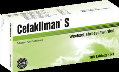 Cefak LIMAN S Tabletten 100 St