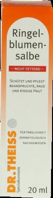 Dr. Theiss Naturwaren GmbH DR.THEISS Ringelblumen Salbe nicht fettend 20 ml 04123900