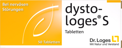 DYSTO LOGES S Tabletten 50 St