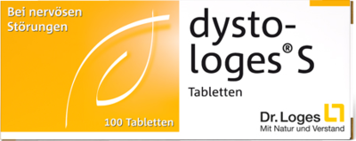 DYSTO LOGES S Tabletten 100 St