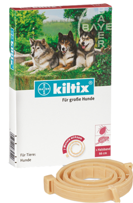 KILTIX Halsband f.groĂźe Hunde 1 St