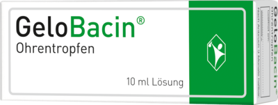 Pohl-Boskamp GELOBACIN Ohrentropfen 10 ml