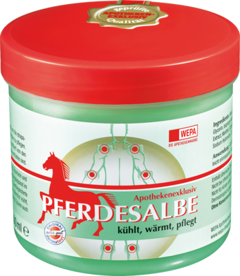 PFERDESALBE WEPA 500 ml
