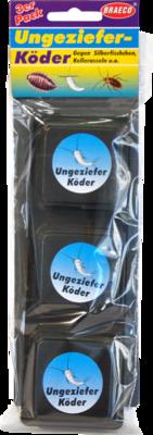 SILBERFISCHCHEN/Ungezieferköder Box 3 St