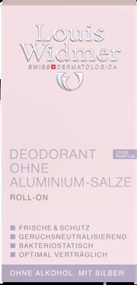 WIDMER Deodorant o.Aluminium-Salze Stick unparf. 50 ml