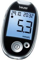 BEURER GL44 Blutzuckermessgerät mmol/l 1 St