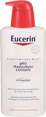 Beiersdorf AG Eucerin EUCERIN pH5 Intensiv Lotio m.P. 400 ml 08795772