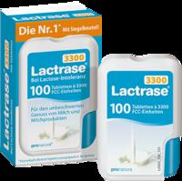 LACTRASE 3.300 FCC Tabletten im Klickspender 100 St