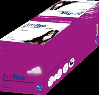 AMFLEE 402 mg Spot-on Lsg.f.sehr gr.Hunde 40-60kg 30 St
