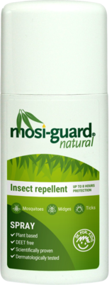 minksports gmbH MOSI GUARD Natural Insect Repellent 8 Std.Spray 75 ml