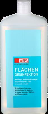 WEPA Flächendesinfektion 1000 ml