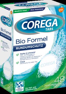 COREGA Tabs Bioformel 48 St