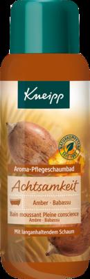 Kneipp GmbH KNEIPP Aroma Pflegeschaumbad Achtsamkeit 400 ml