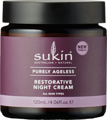 BWX Brands UK Ltd. SUKIN Purely Ageless restorative night Cream 120 ml