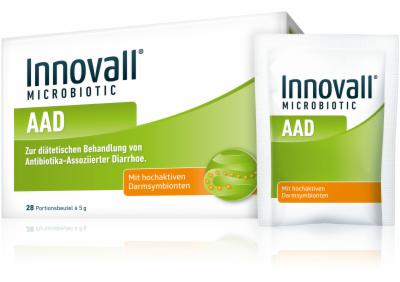 Weber & Weber INNOVALL Microbiotic AAD Pulver 28X5 g