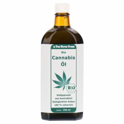 CANNABIS Ă–L 250 ml